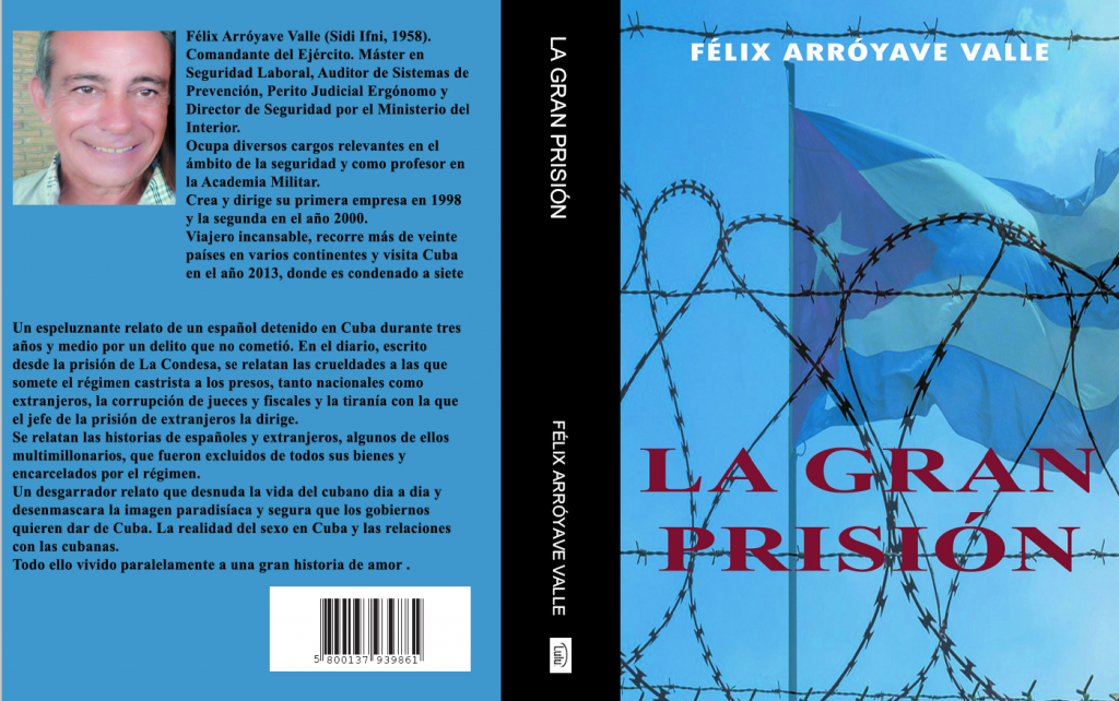 libro La Gran Prisión
