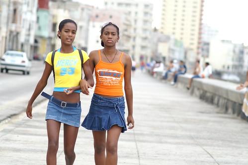 Trata de menores o prostitución infantil voluntaria en Cuba