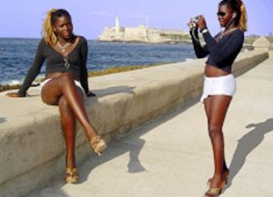 Jineteras Acompañantes en Cuba.