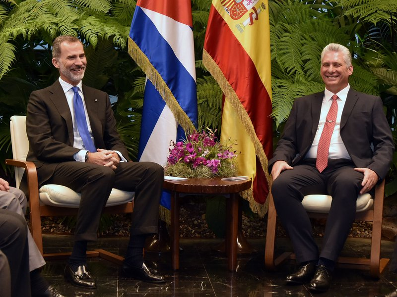 El CNI revela red de espionaje cubano en España