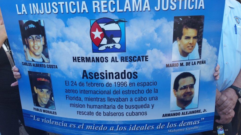 El Título III de la ley Helms-Burton tiene como objetivo permitir reclamar propiedades expropiadas por la Revolución cubana.