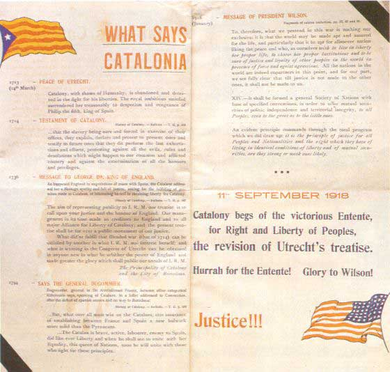 La Bandera de los separatistas catalanes nació en Cuba.