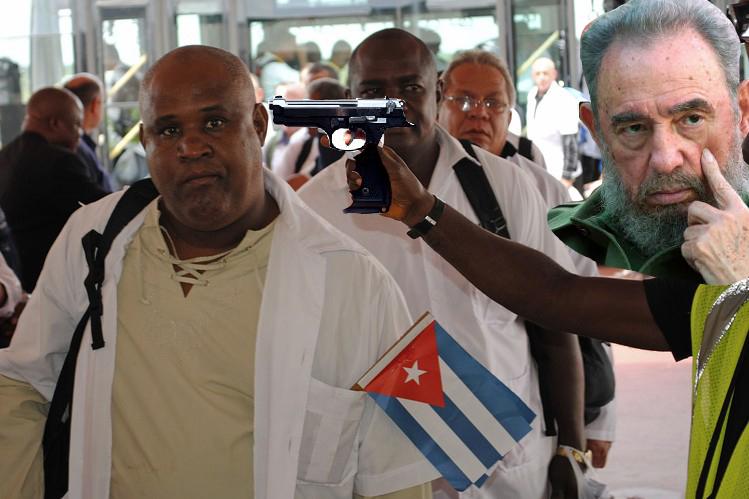 Lee más sobre el artículo La Unión Europea califica de esclavitud las brigadas médicas cubanas.
