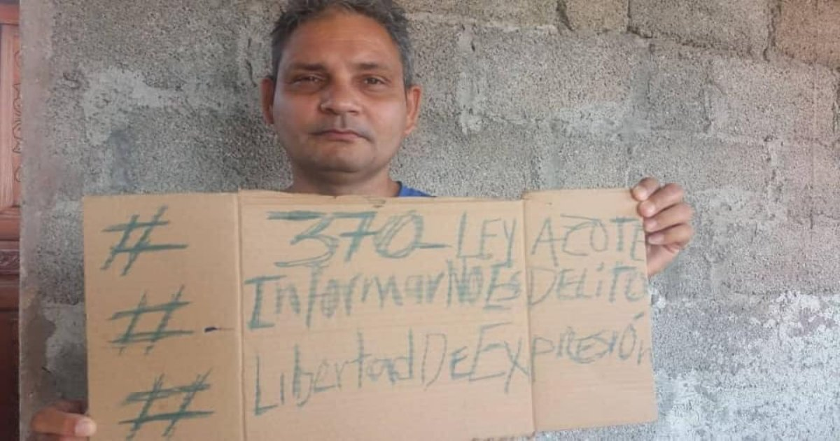 Decreto-Ley 370, la Ley Mordaza a la libertad de expresión en Cuba.