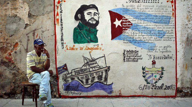 El régimen cubano está herido de muerte