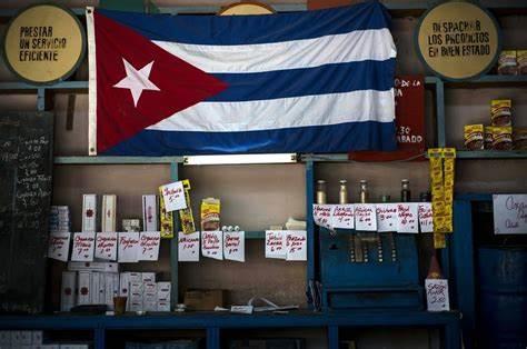 la receta del gobierno para el hambre en Cuba