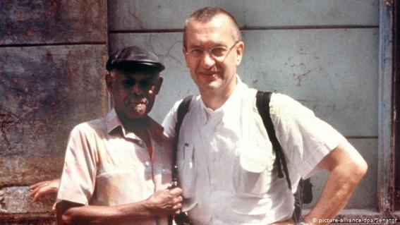 Cuba paga intelectuales alemanes para defender su tiranía.