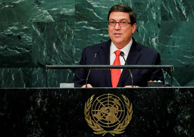 Cuba pide a la ONU inversión millonaria para mitigación climática.