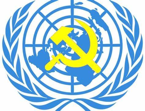 La ONU gobernada por los países comunistas.