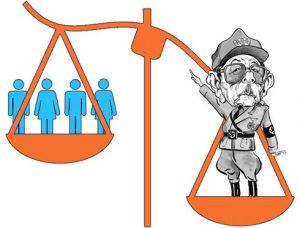 Sentencias injustas y corrupción de jueces en Cuba.