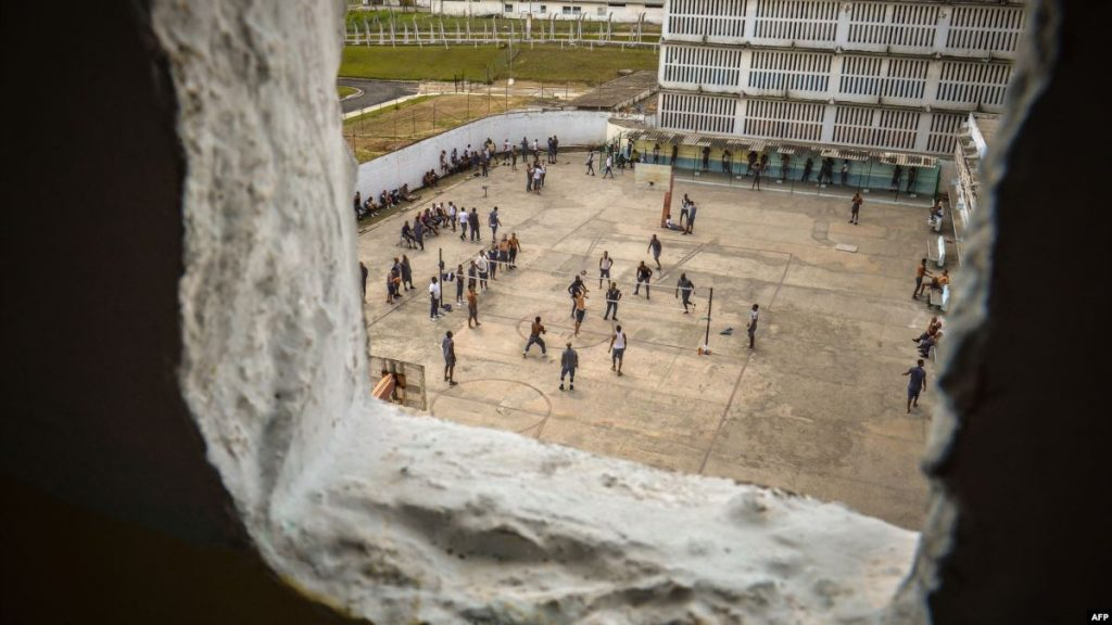 prisión combinado del este