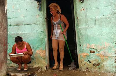 Masturbarse en las calles de Cuba.