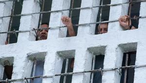 Mapa de todas las Prisiones de Cuba.