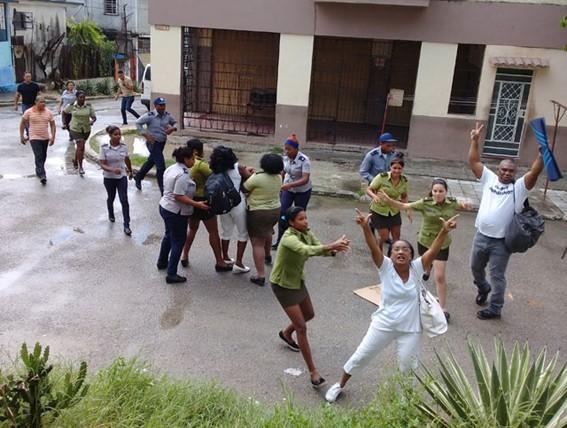 Cuba una nación en plena guerra civil