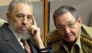 La caída de la dictadura cubana.