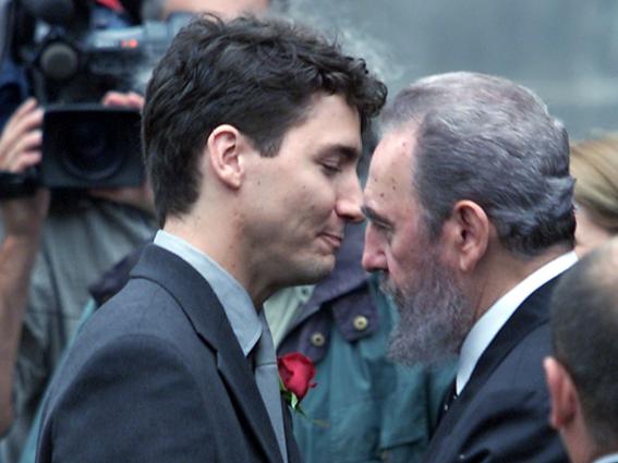 Canadá apoya la tiranía cubana