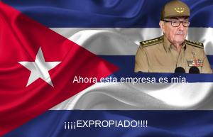 Así trata la Revolución cubana a sus amantes defensores.