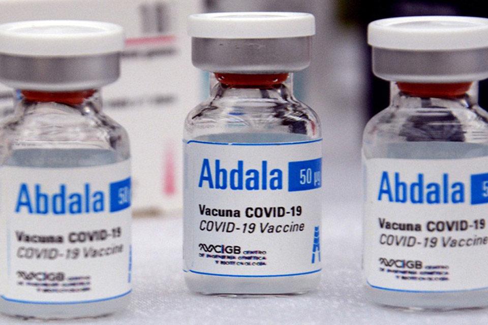 vacunas en Cuba Vacuna-Abdala